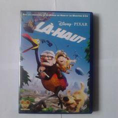 """Christophe prête une bonne dizaine de DVD, et parmi eux """"Là Haut"""", belle histoire pour petits et grands. Nos conseils : à regarder en famille sur le canapé, avec un plaid et une tisane à la main !"""