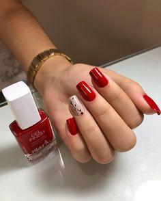 37 Nail Designs That Are So Perfect for Summer 2019 Ideal summer nail art must. Short Nail Designs, Nail Art Designs, Design Art, Spring Nails, Summer Nails, Cute Nails, Pretty Nails, Gel Nails At Home, Acrylic Nail Art