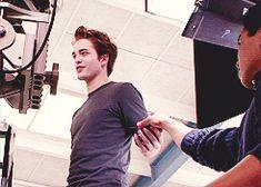 Love Rob& Kristen · Twilight BTS