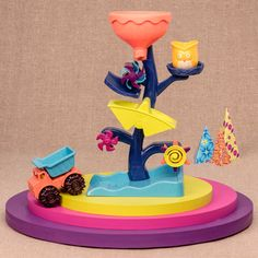 Owl About Waterfalls™ | a B. summery toy by B. toys