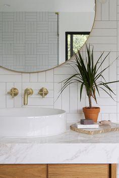 Sarah Sherman Samuel:Trullbrook Master Bath Reveal | Sarah Sherman Samuel