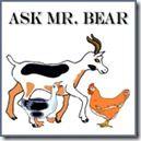 Ask Mr. Bear Printables ~ Free Learning Printables