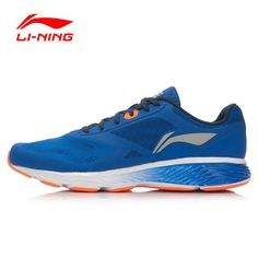Li-Ning Men's Breathable Cushioning Light Li-Ning CLOUD Chip Smart Running Shoes Sneakers LiNing Sports Shoes ARHL037 XYP393
