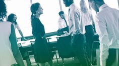 This is exactly how to make a good first impression in email, at networking event, in a job interview, and more.