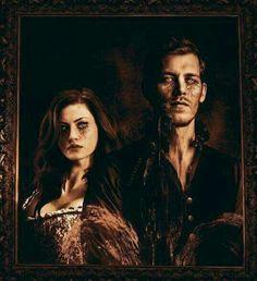 Vampire Diaries Poster, Vampire Diaries Memes, Vampire Diaries Wallpaper, Vampire Diaries The Originals, Hayley And Klaus, Klaus And Hope, The Orignals, Serie Vampire, Vampire Daries