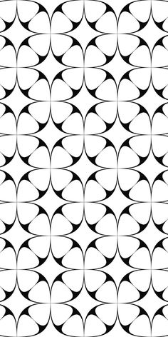 Monochrome seamless star pattern background