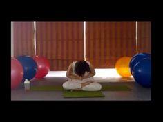 [Yoga trị liệu] Phương pháp thở bụng lưu thông máu, ổn định huyết áp, làm đẹp da. - YouTube