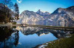 Austria #travel #Austria #Traunkirchen #Traunsee #photography #landscape #wallpaper #mirror