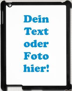 Designe Dein IPad 2/3 Cover mit Deinem Foto, Text oder eines von tausenden Motiven!  Erhältlich auf www.printshirt.at Ipad, Cover, Design, Pictures