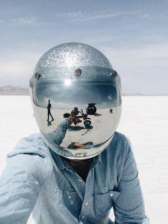 See more of jessemorrow's content on VSCO. Motorcycle Helmets, Riding Helmets, Look Festival, Cafe Racer Helmet, Retro Futurism, Selfie, Motorbikes, Plymouth, Corvette