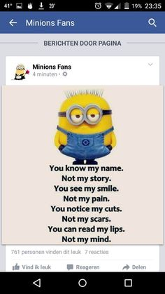 You've probably noticed by now that minions are literally everywhere, and none of it makes any sense. | 17 Struggles Everyone Who Hates Minions Will Understand Minion Jokes, My Minion, Minions Quotes, Funny Minion, True Quotes, Quotable Quotes, True Sayings, Funny Quotes, Laws Of Life