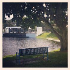 Quiet campus #lynnuniversity