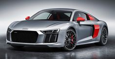 Audi R8 Gets A New Sport Limited Edition In New York #Audi #Audi_R8