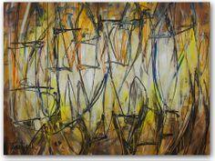 Contemporary Art Three by Lynne Taetzsch at ARTBYLT.COM