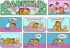 Garfield & Friends | The Garfield Daily Comic Strip for January 24th, 1982