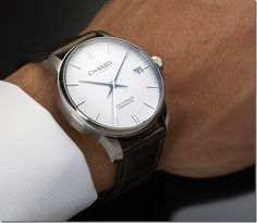 Christopher Ward C9 5 Day Automatic