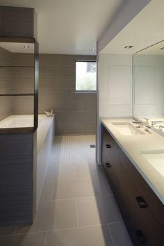 Super strakke badkamer