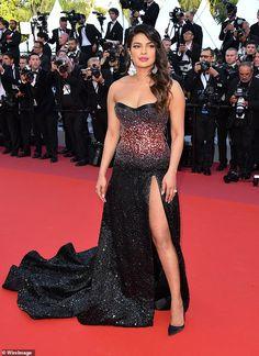 Celebrity Red Carpet, Celebrity Style, Priyanka Chopra Wedding, Skin Lightening Cream, Blonde Beauty, Celebs, Celebrities, Cannes Film Festival, Her Hair