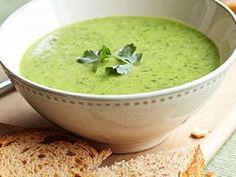 Coole avocado soep