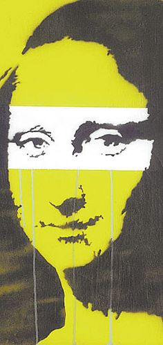 Bansky ... Mona Lisa variations