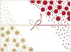 【楽天市場】メール便発送 星燈社 のし紙(大)花結び「ぼたん」:WONNDER3 楽天市場店