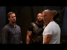 'Fast & Furious 6' [Official trailer] In theatres May 24, 2013
