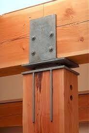 connecting wood beams ile ilgili görsel sonucu