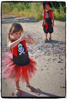 Карнавальный костюм пирата и пиратки: просто, бюджетно, но эффектно - Ярмарка Мастеров - ручная работа, handmade