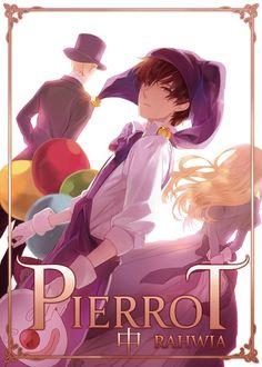 Pierrot rahwia