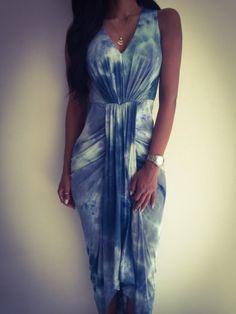 Sexy Maxi Dress