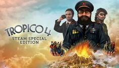 #giveaway: Tropico 4: Steam Special Edition (PC) [Steam Key] - Ends 10/28/14