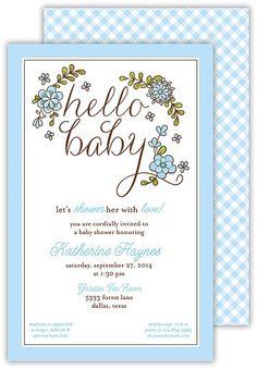 beeyondpaper.com Hello Baby 410-0968