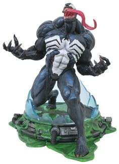 Diamond Select Toys Venom Marvel Premier Collection Statue