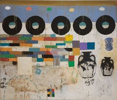 Squeak Carnwath, Will Or Won't   JAMES HARRIS GALLERY