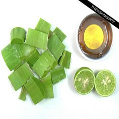 How to make fresh aloe vera gel and juice at home