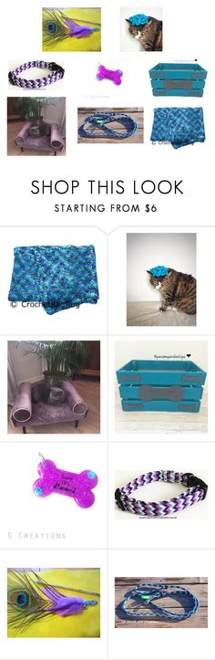"""""""Gifts for Fido and Fluffy"""" by kateduvall ❤ liked on Polyvore featuring interior, interiors, interior design, home, home decor and interior decorating"""