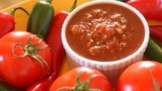 Сальса Ранчера рецепт с фото, 88 приготовить Соусы дома от Chefcook Salsa, Vegetables, Food, Salsa Music, Restaurant Salsa, Veggie Food, Vegetable Recipes, Meals, Veggies