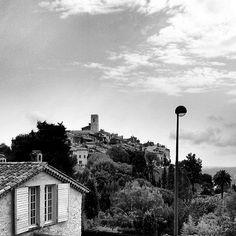 St-Paul-de-Vence, Provence-Alpes-Cote dAzur, FR., via Flickr.