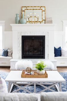 Grand fireplace: http://www.stylemepretty.com/living/2016/07/29/11-things-to-add-to-your-dream-house-wish-list/