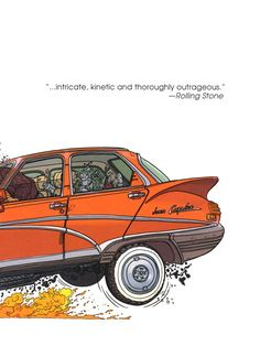 Hard Boiled, written by Frank Miller, covers and art by Geof Darrow