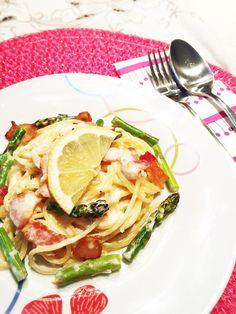 夏になると食べたくなるレモンパスタ。簡単で濃厚な志摩有子さんのレモンパスタレシピをご紹介します。