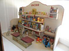 jouet ancien dinette épicerie