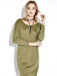Silm long sleeve solid color high low hem women dresses casual xmas dresses #casual #dresses #at #kohls #casual #dresses #etsy #casual #dresses #to #wear #with #leggings #dress #casual #yet #professional