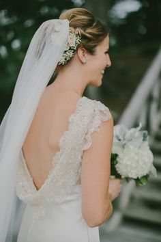 Just wow! http://www.stylemepretty.com/2015/03/17/americana-coastal-maine-barn-wedding/ | Photography: Emily Delamater - http://emilydelamater.com/