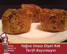 Sugar Free Cake Recipe Suitable For Fat Free Flour Karatay Diet. Sugar Free Cake Recipe Suitable For Fat Free Flour Karatay Diet. Gluten Free Recipes, Diet Recipes, Cake Recipes, Cooking Recipes, Healthy Recipes, Healthy Sweets, Healthy Snacks, Diet Desserts, Food Words