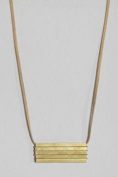 Iacoli & McAllister Necklace No. 5