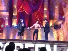 Karan Singh Grover went topless, karan topless, topless karan singh grover, lag topless, topless kah at star screen awards