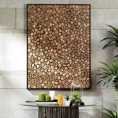 Rustic Wood Walls, Wood Wall Decor, Wooden Wall Art, Diy Wall Art, Home Decor Wall Art, Framed Wall Art, Wood Art, Room Decor, Diy Home Projects Easy