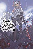 Is It Wrong to Try to Pick Up Girls in a Dungeon? Vol. 10 (light novel) (Is It Wrong to Pick Up Girls in a Dungeon?) by Fujino Omori
