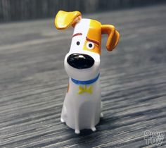 Open The Toy: The Secret Life of Pets: Max